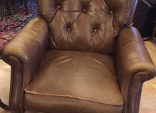 Lazy Boy recliners  genuine leather