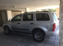 Silver Dodge Durango 2006 for sale