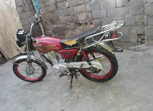 Used Honda motorbike is up for sale