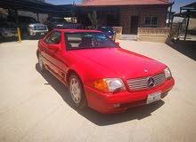 mercedes sl 1993 500