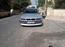 سيارة بي ام740