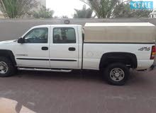 Automatic White GMC 2005 for sale