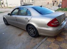 مرسيدس E240 للبيع للاتصال0922599558