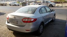 Renault Fluence 2012 silver