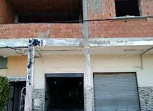 2 محل  تجاري  و طابق علوي
