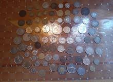 عملات معدنية نادرة مغربية و أجنبية (00212700833596)