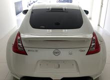 White Nissan 370Z 2015 for sale