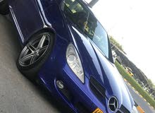 Mercedes Benz SLK 200 car is available for sale, the car is in Used condition