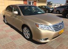 Gasoline Fuel/Power   Toyota Avalon 2012