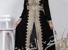 فستان كامل مع بنطلون لوكر