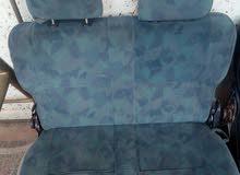 كرسي عدد 2 بحالة الوكالة لباص بيجو هونداي h 100