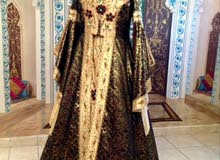 فستان تركي حريم السلطان