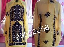 لمسات تركية لتفصيل الملابس البلوشية