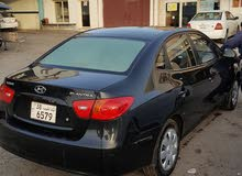 Hyundai Elantra 2009 For sale - Black color