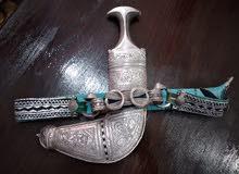 خنجر عماني انتيك