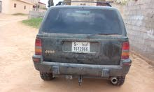 Green Jeep Grand Cherokee 2000 for sale