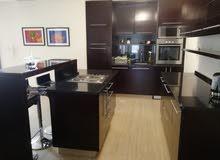 شقة مفروشه للايجارالسنوي في عبدون- 100 م - فخمة جدا