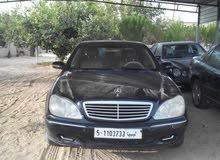 Mercedes Benz S 320 in Zawiya