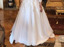 فستان زفاف 2018 والسعر قابل للنقاش