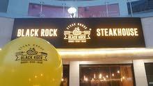 مطعم ستيك و برجر للبيع بداعي السفر .