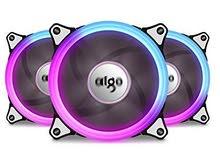 Aigo Aurora C3 Kit 3 Pack RGB Case Fan LED 120mm