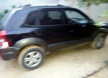 Hyundai Tucson 2008 For sale - Black color