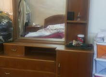 غرفة نوم صاج مستعمل
