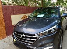 Hyundai Tucson made in 2016 for sale
