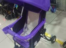 للبيع عربة اطفال جديدة لم تفتح بعد وبسعر مغري