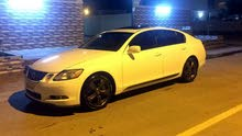 Lexus GS 2007 For sale - White color
