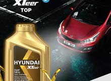 زيوت هيونداي اكستير Hyundai Exteer  15w_40, 5w_20 , 5w_40
