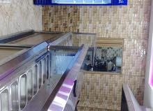 مطعم شاورما وسناك وجاج شواي للبيع