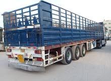 شاحنه مرسدس اكترس 2001شرط الفحصل للبيع