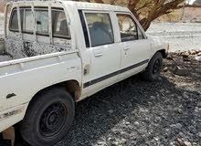 Used condition Toyota Hilux 1984 with 0 km mileage