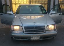 EXCELLIENT MERCEDES BENZ S320 SHABA FOR URGENT SALE