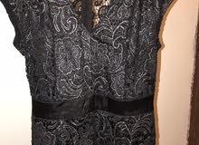 فساتين سهرة تم لبسها لمرة واحدة فقط يعني بحالة الجديد للبيع