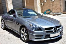 Mercedes Benz SLK car for rent