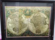 Nova totius Terrarum Orbis geographica hydrograph.