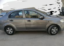 Chevrolet Aveo 2008 For sale - Grey color
