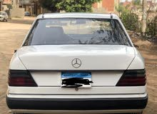 Mercedes Benz 1989 European Version
