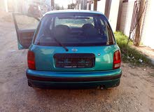 Nissan Micra 2000 For sale - Green color