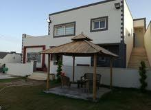 استراحة للبيع 4غرف بمصراتة