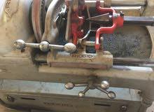 RIDGID Pipe Threading Tools Set In Excellent Condition