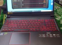 لابتوب Acer Nitro 7 Gaming شبه جديد