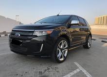فورد ايدج سبورت 2012 خليجي فل اوبشن للبيع بحالة ممتازة Ford Edge sport full option 2012 Gcc