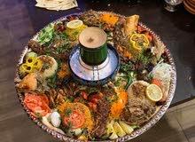 شيف عراقي خليجي  سمك مسكوف      Head Chef مستعد للعمل مع فريق