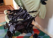 سترولر للتوأم ماركة جود بيبي /twin stroller brand goodbaby