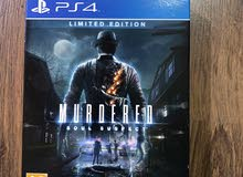murdered soul suspect ps4 video game