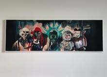 The Purge Painting