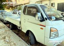 هونداي بورتر لنقل البضائع داخل وخارج طرابلس